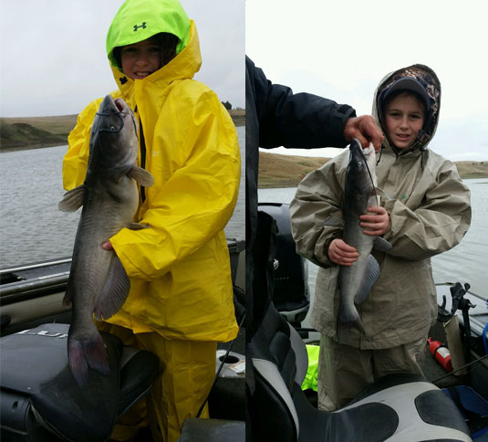 Fishing Report Lakes/Oahe/Sharpe Pierre area for May 6th thru the 10th 2015